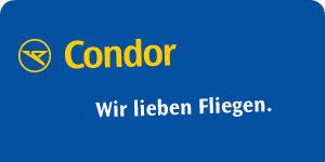 Direkt bei Condor buchen